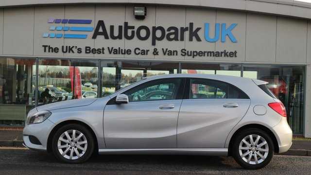 USED 2013 63 MERCEDES-BENZ A CLASS 1.5 A180 CDI BLUEEFFICIENCY SE 5d 109 BHP LOW DEPOSIT OR NO DEPOSIT FINANCE AVAILABLE
