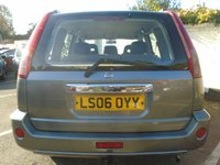 USED 2006 06 NISSAN X-TRAIL 2.0 SE 5d 139 BHP GUARANTEED TO BEAT ANY 'WE BUY ANY CAR' VALUATION ON YOUR PART EXCHANGE