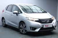 USED 2016 66 HONDA JAZZ 1.3 I-VTEC EX 5d 101 BHP FULL SERVICE HISTORY+TOUCH DISPLAY+BLUETOOTH+DAB+LANE ASSIST+GEAR PADDLES+REAR CAMERA