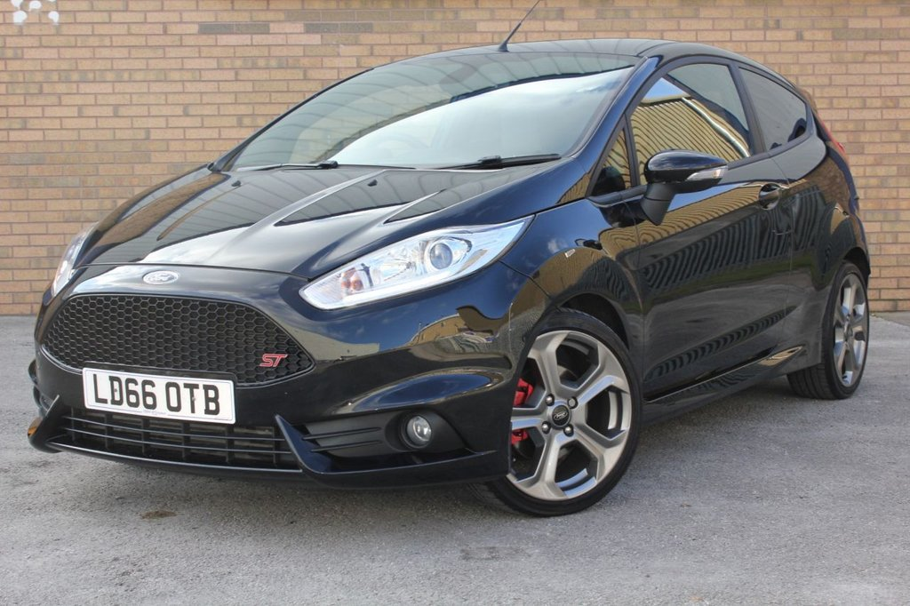 USED 2016 66 FORD FIESTA 1.6 ST-3 3d 180 BHP Stunning Ford Fiesta ST3, MUST BE SEEN TO BE FULLY APPRECIATED!