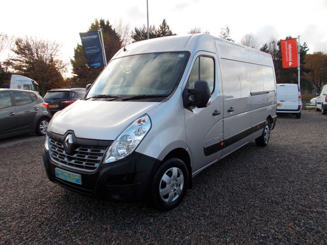 2017 17 RENAULT MASTER 2.3 LM35 BUSINESS PLUS ENERGY DCI 145 BHP