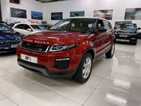 USED 2015 65 LAND ROVER RANGE ROVER EVOQUE 2.0 ED4 SE TECH 5d 150 BHP 2WD