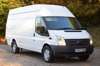 USED 2013 63 FORD TRANSIT 2.2 350 H/R 124 BHP