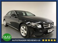 USED 2017 67 MERCEDES-BENZ E CLASS 2.0 E 220 D SE 4d AUTO 192 BHP FULL MERCEDES HISTORY - 1 OWNER - SAT NAV - PARKING SENSORS - CAMERA - LEATHER - AIR CON - BLUETOOTH - DAB - CRUISE