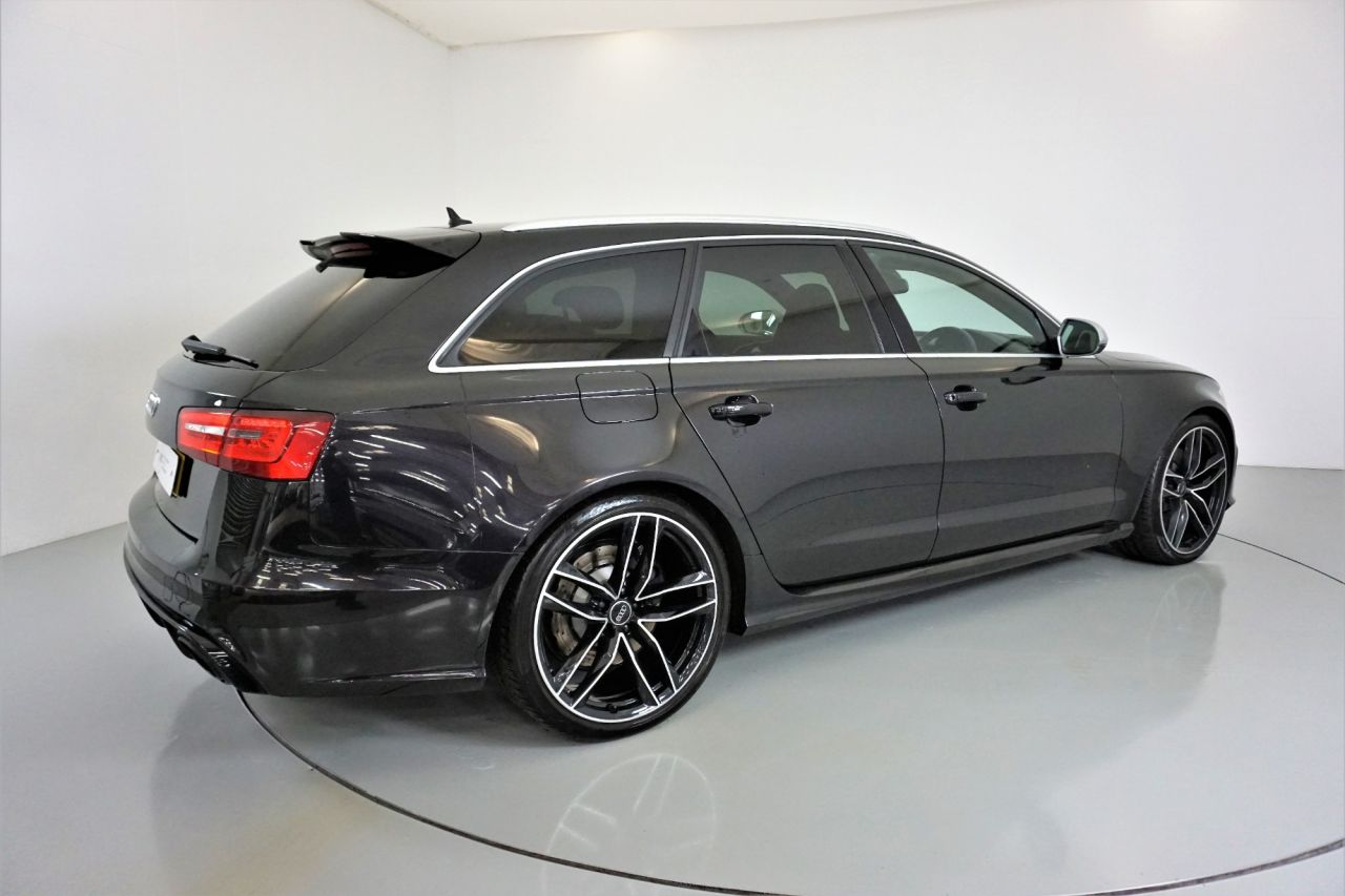 Used AUDI RS6 AVANT for sale