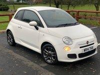 2014 FIAT 500 1.2 S 3d 69 BHP £3999.00