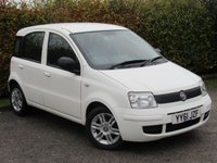 USED 2012 61 FIAT PANDA 1.2 MYLIFE 5d  * ONE OWNER FROM NEW * MOT TO OCTOBER 2020 *
