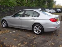 USED 2014 14 BMW 3 SERIES 2.0 320I SE 4d 181 BHP HTD SEATS * LOW MILEAGE FSH* FRONT AND REAR PARKING SENSORS