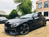 USED 2016 16 BMW 4 SERIES 3.0 430D M SPORT GRAN COUPE 4d 255 BHP
