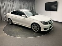 """USED 2015 64 MERCEDES-BENZ C CLASS 2.1 C220 CDI AMG SPORT EDITION 2d AUTO 168 BHP FREE UK DELIVERY, 5.8"""" COLOUR DISPLAY SCREEN, AUTOMATIC HEADLIGHTS, AUX INPUT, BI-XENON HEADLIGHTS, BLUETOOTH AUDIO STREAMING, BLUETOOTH TELEPHONE CONNECTIVITY, CLIMATE CONTROL, CRUISE CONTROL, DAB RADIO, DAYTIME RUNNING LIGHTS, DRIVE PERFORMANCE CONTROL, GEARSHIFT PADDLES, HEATED SEATS, PARKTRONIC FRONT & REAR SENSORS, START/STOP SYSTEM, STEERING WHEEL CONTROLS, TRIP COMPUTER, USB INPUT"""