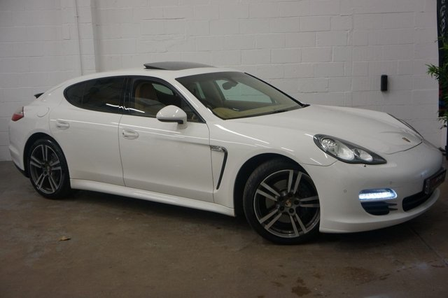 2012 12 PORSCHE PANAMERA 3.0 D V6 TIPTRONIC AUTO SUNROOF RESERVED FOR GUY FROM NEWPORT