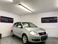 2008 VOLKSWAGEN POLO 1.4 MATCH 5d AUTO 79 BHP £4200.00