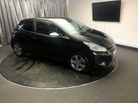USED 2013 63 PEUGEOT 208 1.2 ALLURE 3d 82 BHP **FREE UK DELIVERY, AIR CONDITIONING, AUX INPUT, BLUETOOTH CONNECTIVITY, CLIMATE CONTROL, CRUISE CONTROL, DAB RADIO, DAYTIME RUNNING LIGHTS, PEUGEOT CONNECT, STEERING WHEEL CONTROLS, TOUCH SCREEN HEAD UNIT, TRIP COMPUTER