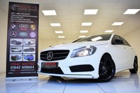 USED 2013 62 MERCEDES-BENZ A CLASS A200 1.8 CDI BLUEEFFICIENCY AMG SPORT
