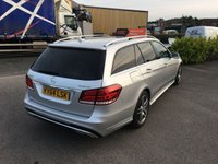USED 2014 64 MERCEDES-BENZ E CLASS 3.0 E350 BLUETEC AMG SPORT 5d AUTO 249 BHP Lovely car, High spec,