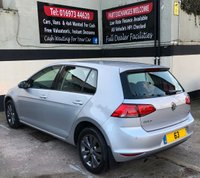 USED 2013 63 VOLKSWAGEN GOLF 1.6 SE TDI BLUEMOTION TECHNOLOGY DSG 5DR 105 BHP, £20 ROAD TAX NOW SOLD - SIMILAR VEHICLES WANTED