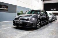 2014 VOLKSWAGEN GOLF 2.0 GTD DSG 5d 182 BHP***VW SAT NAV PRO+SANTIAGO ALLOY WHEELS** £13495.00