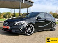 USED 2016 66 MERCEDES-BENZ A CLASS A 250 2.0 4MATIC AMG PREMIUM AUTO 215 BHP 5DR HATCH BACK +PAN ROOF+KEYLESS START+NAV