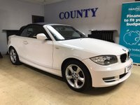 USED 2009 59 BMW 1 SERIES 2.0 120D SPORT 5d 161 BHP * FULL HISTORY * LONG MOT *