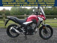 2019 HONDA CB 500 XA-K £4995.00