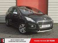 USED 2014 14 PEUGEOT 3008 1.6 HDI ACTIVE 5d 115 BHP EXCELLENT VALUE FOR MONEY