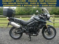USED 2013 13 TRIUMPH TIGER 800cc TIGER 800 ABS  One Owner,Fantastic Full Dealer Service History,Great Spec,Rides & Handles Superb