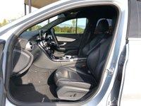 USED 2015 15 MERCEDES-BENZ C 220 C220CDI AMG LINE AUTO BLUETEC 4DR SALOON +LTHR+SATNAV+REVERSE CAM+