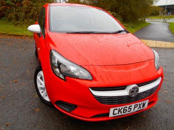 2015 VAUXHALL CORSA 1.2 STING 3d 69 BHP ** ONE PREVIOUS OWNER , YES ONLY 8606 MILES FROM NEW , CRUISE CONTROL, BLUETOOTH, ALLOYS , STUNNING VEHICLE ** £5495.00