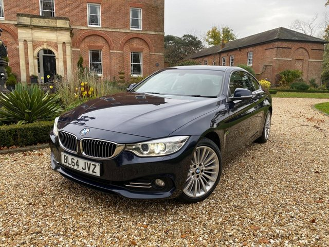 2015 64 BMW 4 SERIES 3.0 435D XDRIVE LUXURY 2d AUTO 309 BHP