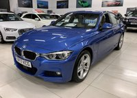2017 BMW 3 SERIES 2.0 330E M SPORT 4d AUTO 181 BHP ELECTRIC/PETROL £20995.00