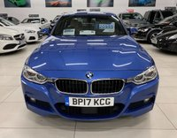 USED 2017 17 BMW 3 SERIES 2.0 330E M SPORT 4d AUTO 181 BHP ELECTRIC/PETROL 2 YEAR FREE WARRANTY INCLUDED!