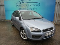 USED 2008 57 FORD FOCUS 1.6 ZETEC 5d 100 BHP