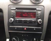 USED 2009 09 AUDI A3 1.6 SPORTBACK MPI SE TECHNIK 5d 101 BHP