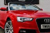 USED 2016 66 AUDI A5 2.0 TFSI S LINE 2d 227 BHP