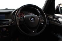 USED 2012 62 BMW X3 2.0 20d BluePerformance M Sport xDrive 5dr PRO MEDIA PACK! GREAT VALUE!