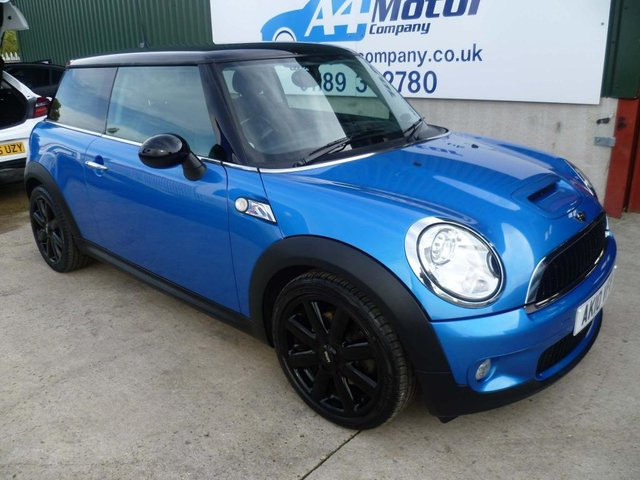 2010 10 MINI HATCH COOPER 1.6 Cooper S 3dr