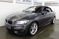 USED 2016 65 BMW 2 SERIES 2.0 225d M Sport Auto (s/s) 2dr PRO MEDIA PACK! EURO 6!