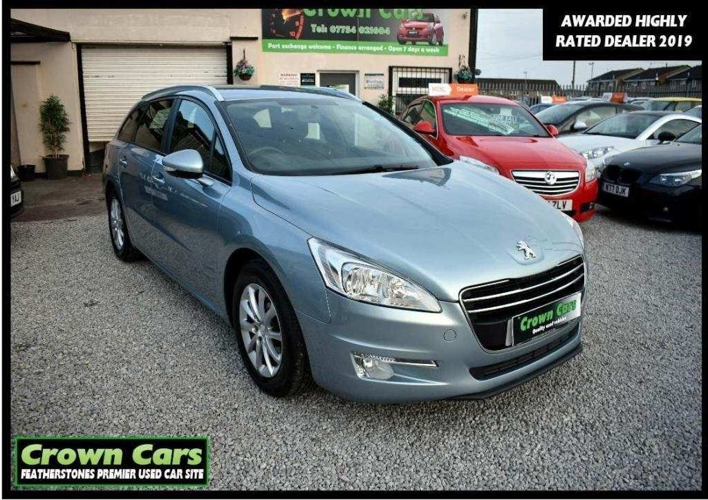USED 2011 61 PEUGEOT 508 1.6 VTi Access EGC 5dr 3 MONTH WARRANTY & PDI CHECKS