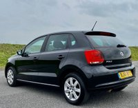 USED 2011 61 VOLKSWAGEN POLO 1.4 Match 5dr PRIVACY GLASS! FSH! MEDIA!
