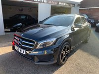 USED 2015 65 MERCEDES-BENZ GLA-CLASS 2.1 GLA220 CDI AMG Line (Premium Plus) 4MATIC 5dr FULL MERCEDES HISTORY
