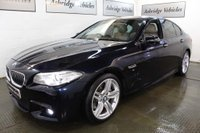 USED 2015 15 BMW 5 SERIES 3.0 535d M Sport 4dr £11K EXTRAS! 1 PRIVATE OWNER!
