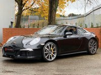 USED 2014 M PORSCHE 911 3.8 991 Carrera 4S PDK 4WD (s/s) 2dr CERAMIC BRAKES-SPORTS EXHAUST!