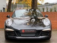 USED 2014 14 PORSCHE 911 3.8 991 Carrera 4S PDK 4WD (s/s) 2dr CERAMIC BRAKES-SPORTS EXHAUST!