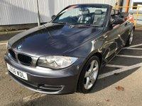USED 2008 58 BMW 1 SERIES 2.0L 120I SE 2d 168 BHP