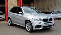 2014 BMW X5 2.0 XDRIVE25D M SPORT 5d AUTO 215 BHP £20984.00