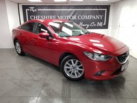 2014 MAZDA MAZDA 6 2.2 D SE-L NAV 4d 148 BHP + SAT NAV + HISTORY + 2 KEYS £7250.00