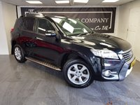 2011 TOYOTA RAV4 2.2 XT-R D-4D 5d 150 BHP + FULL HISTORY + 2 KEYS £5975.00
