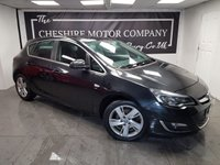 2013 VAUXHALL ASTRA 2.0 SRI CDTI S/S 5d 170 BHP + SERVICE HISTORY + 2 KEYS £4000.00