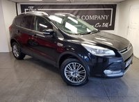 2013 FORD KUGA 2.0 TITANIUM TDCI 5d AUTO 160 BHP + 2 KEYS + EXTRAS £8000.00