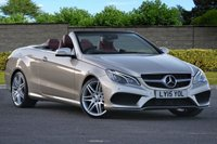USED 2015 15 MERCEDES-BENZ E-CLASS 3.0 E350 BLUETEC AMG LINE PREMIUM 2d 255 BHP Rare Colour Combination FMBSH